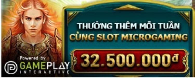 Khuyến mãi slot gaming