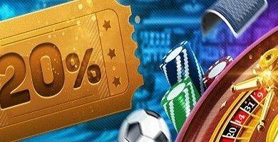 chip và vòng quay roulette