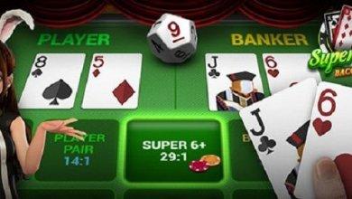 giao diện chơi super 98 baccarat