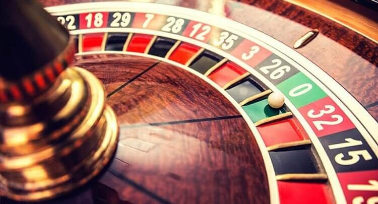 vòng quay roulette