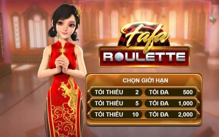 giao diện chơi fafa roulette w88