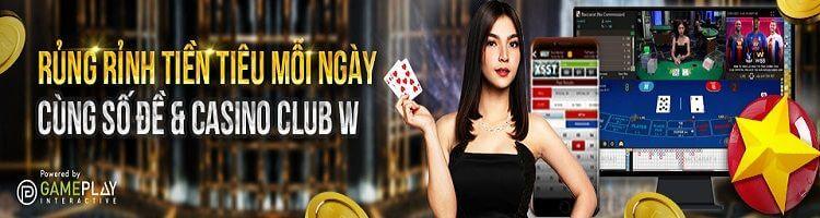 thưởng mỗi ngày tại số đề và casino w88